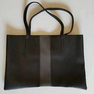 Vince Camuto bag black and gray